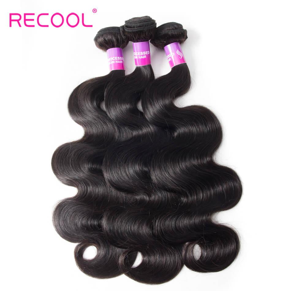 Recool hair body wave hair (17)