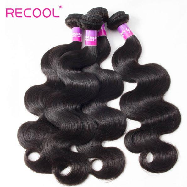 Recool hair body wave hair (18)