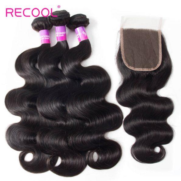 Recool hair body wave hair (25)