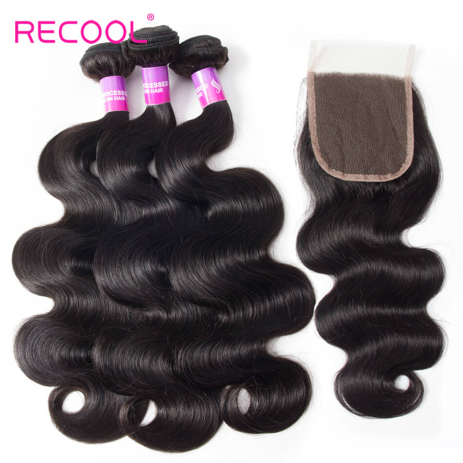 Recool hair body wave hair (25)