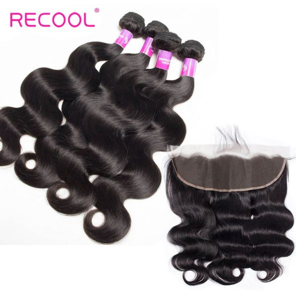 Recool hair body wave hair (29)