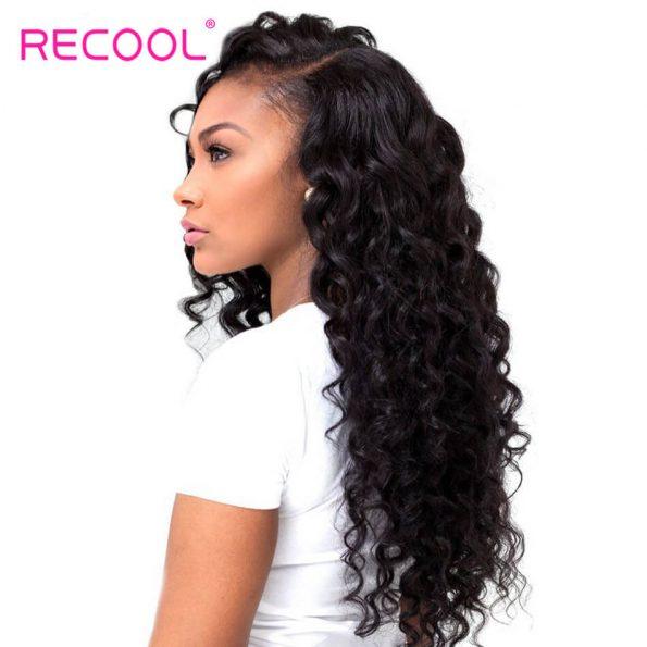 Recool hair loose deep human hair (1)