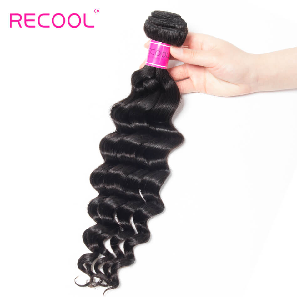 Recool hair loose deep human hair (13)