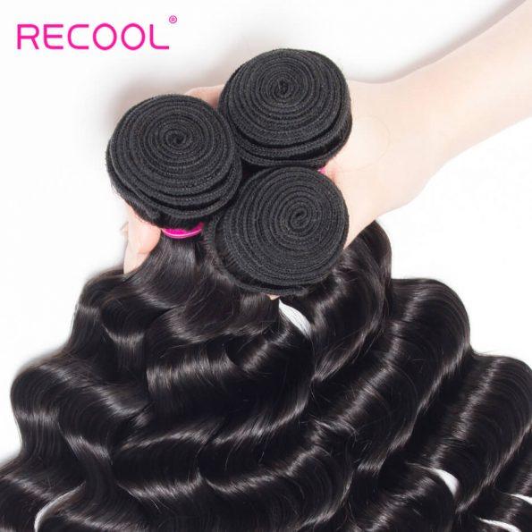 Recool hair loose deep human hair (16)