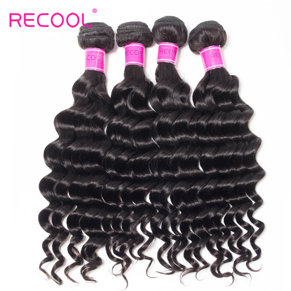 Recool hair loose deep human hair (3)