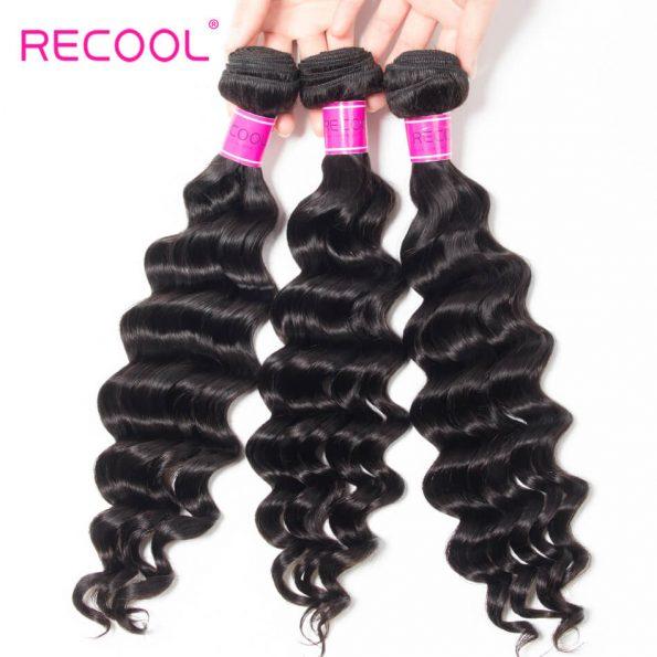 Recool hair loose deep human hair (7)