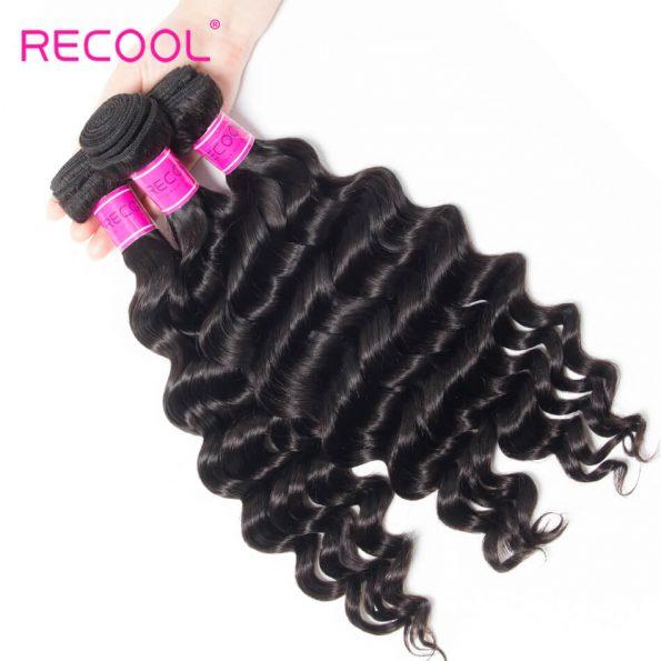 Recool hair loose deep human hair (8)