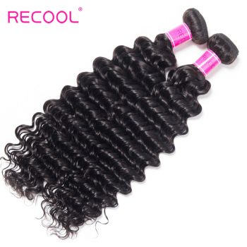Deep Wave Hair Sales 1 Bundle 10-30 inch