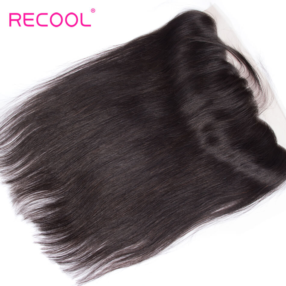 Hot Selling Brazilian Straight Hair Lace Frontal Closure