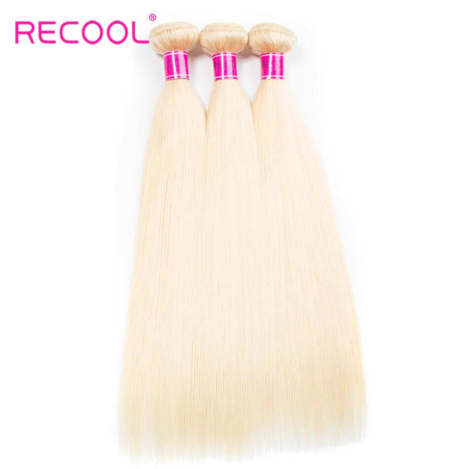 Wholesale 613 Hair Bundles Straight Human Hair Bundles 613 Blonde Hair