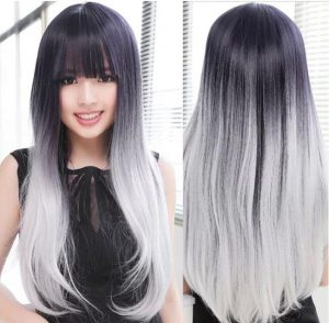Cosplay artificial wigs