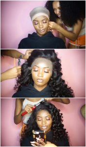 How To Do A Wig Installation Using