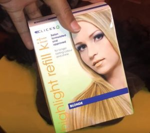 Recool human hair bundles