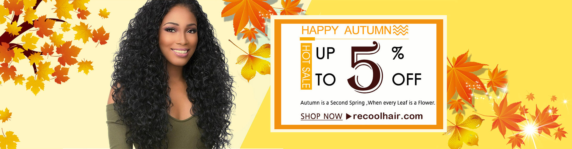 recool hair bundles hot sale happy autuma
