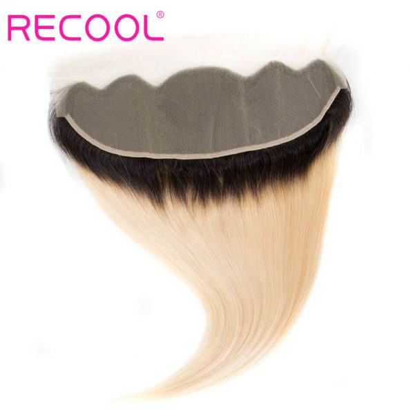 13×4 T1B 613 lace frontal