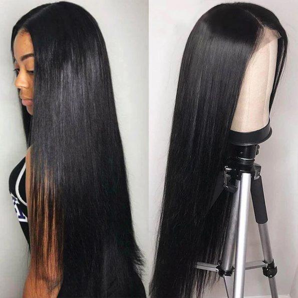 13×4 straight wig 1