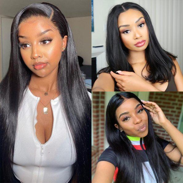 13×4 straight wig 4