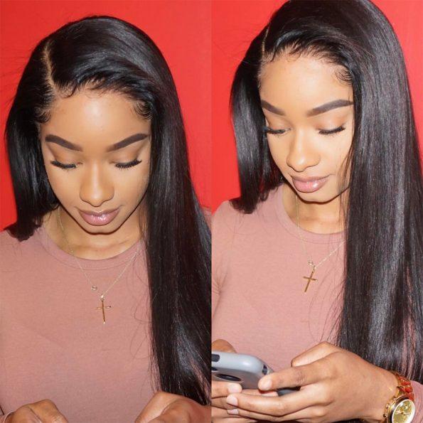 6×6 straight wig 2