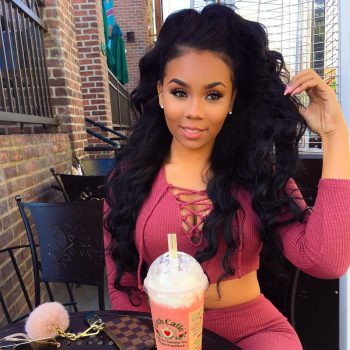 Body Wave Lace Front Human Hair Wigs Pre Plucked With Baby Hair