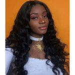 Brazilian Loose Deep Wave 360 Lace Frontal Human Hair Wigs