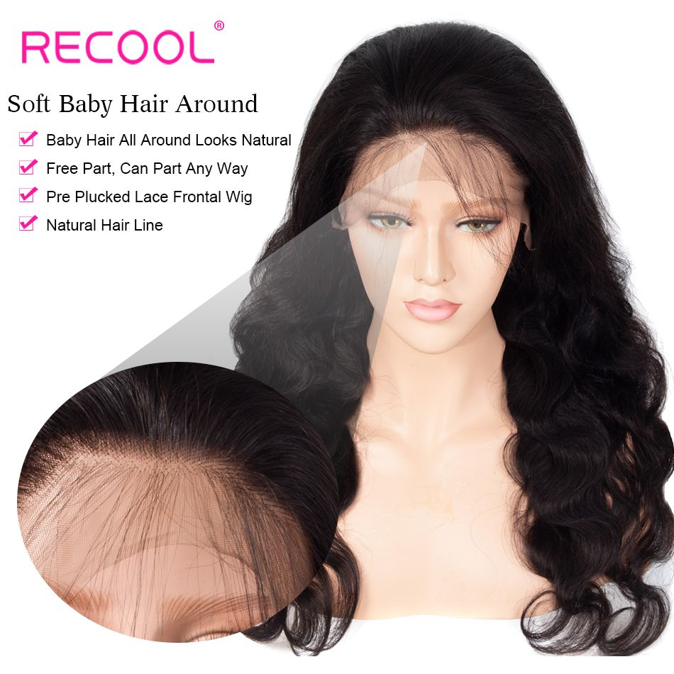 body wave lace front wig 3