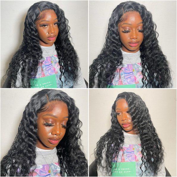 loose deep wave wig 15