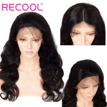 recool body lace front wig