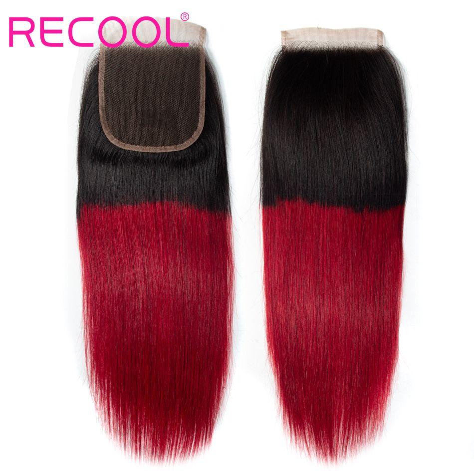 recool hair 1b/burg or 1B/red