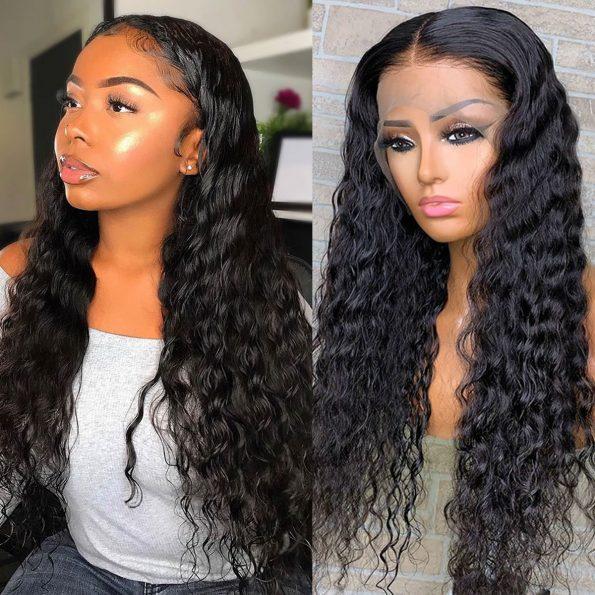 water wave 360 wig