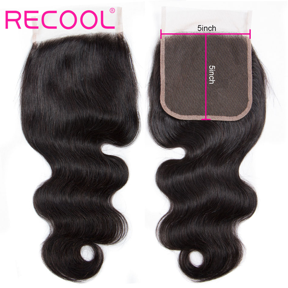 body wave 5x5 Lace closure