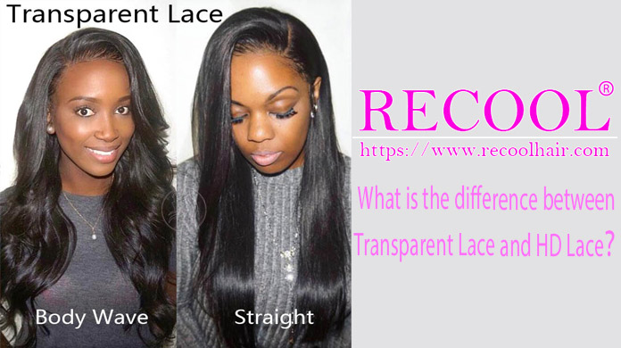 What is the difference between Transparent Lace and HD Lace