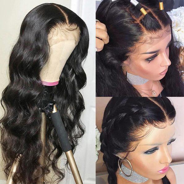 13×6 body wave wig 4