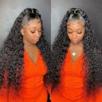 recool curly HD 13×4 lace wig (1)