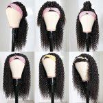 kinky curly headband wig (1)