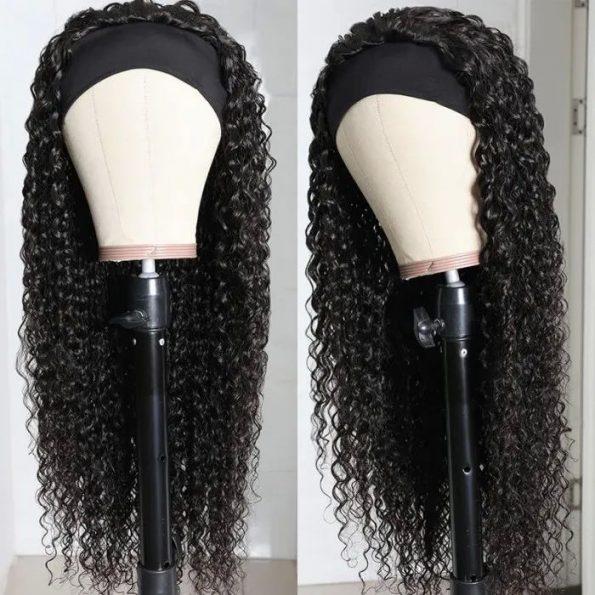 kinky curly headband wig (5)