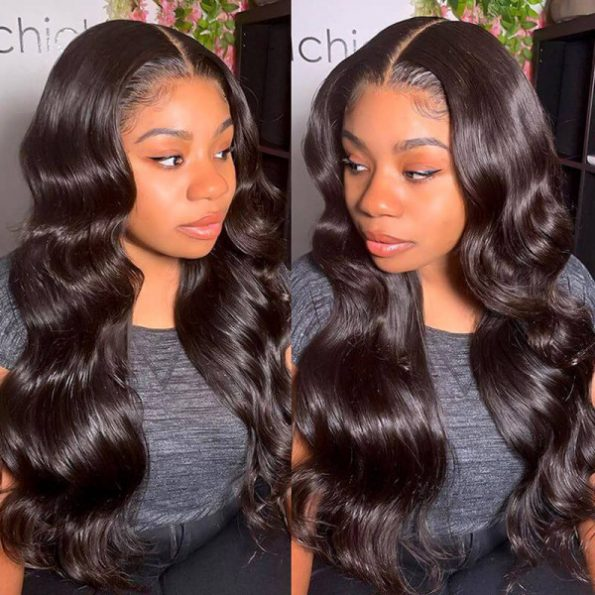Body wave HD lace wig (2)