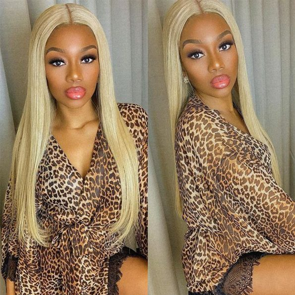 613 blonde 4×4 lace wig (1)