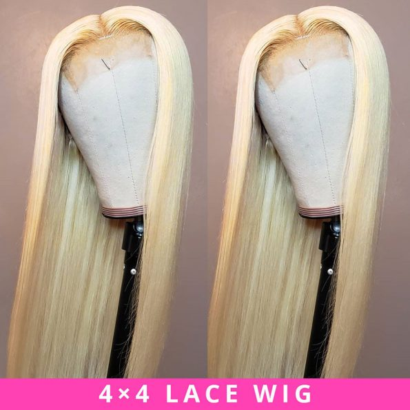613 blonde 4×4 lace wig (2)