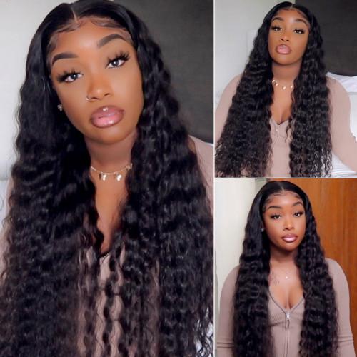 loose deep 6×6 wig