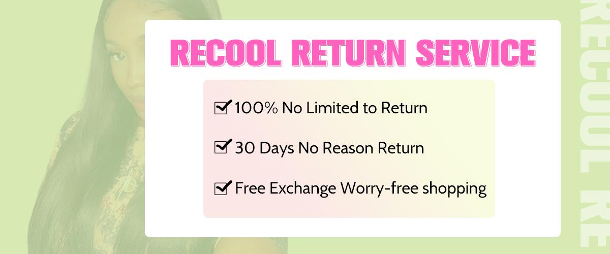 return and exchange